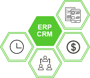 Bespoke Software Application Development – ERP / CRM